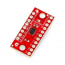 Modul s analogově-digitálním multiplexorem 74HC4051 - SparkFun