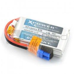 LiPol Dualsky 1300mAh 20C 3S 11,1V