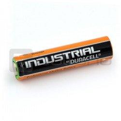 Duracell průmyslová alkalická baterie AAA (R3 LR03)