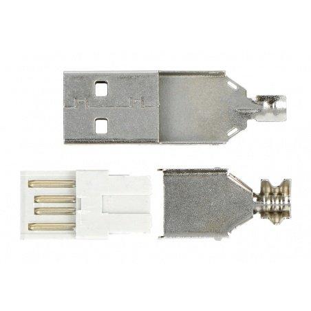 Zástrčka USB typu A - pro kabel