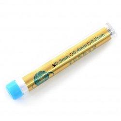 Cín v lahvičce 3 g / 0,3 mm