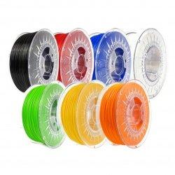 Zestaw filamentu PLA dla szkół na rok - 20 KG Devil Design