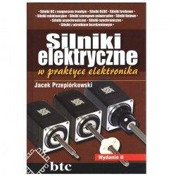 Elektrické motory v praxi, elektronika, vyd. 2 - Jacek Przepiórkowski