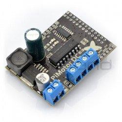 PiMotor - dvoukanálový ovladač motoru - překrytí pro Raspberry Pi