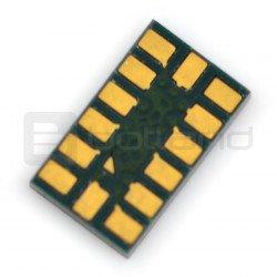 3osý analogový akcelerometr MMA7361LC