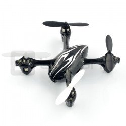 Nejprodávanější quadrocopterový dron X6 s HD kamerou - černobílý