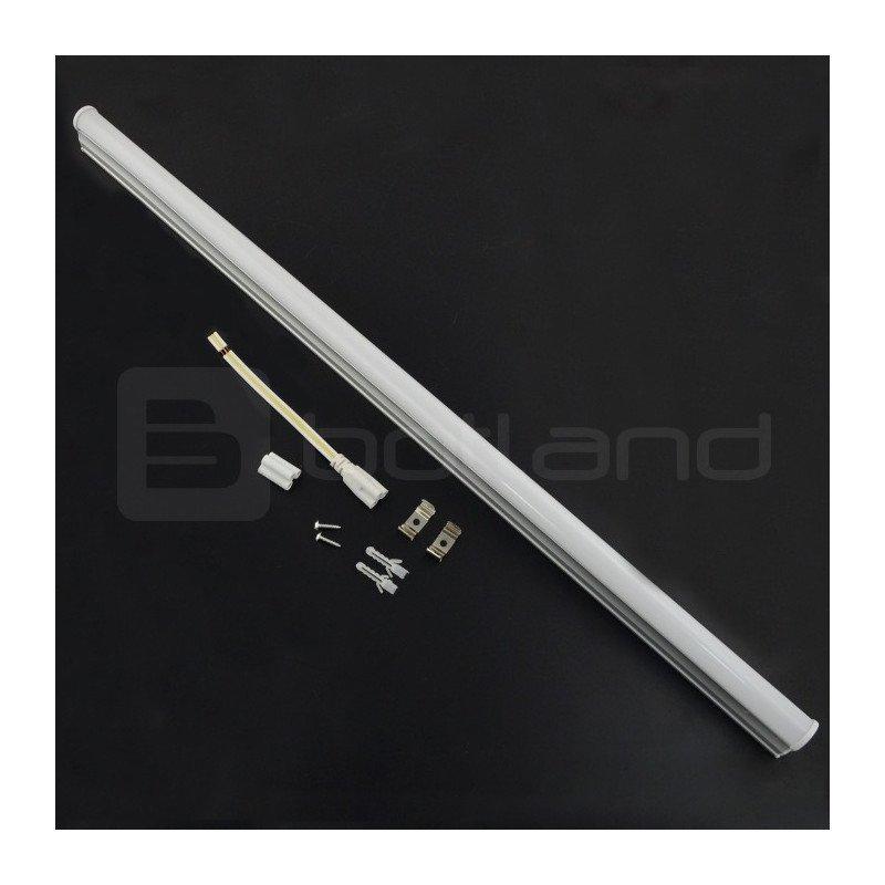 LED lampa ART T5 60cm, 8W, 760lm, teplá barva