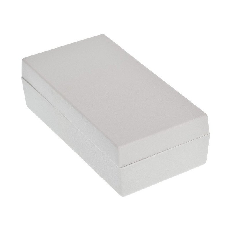 Plastové pouzdro Kradex Z7JA - světlo 106x55x31,5 mm