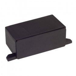 Plastové pouzdro Kradex Z9 - 62x32x26mm černé s úchyty