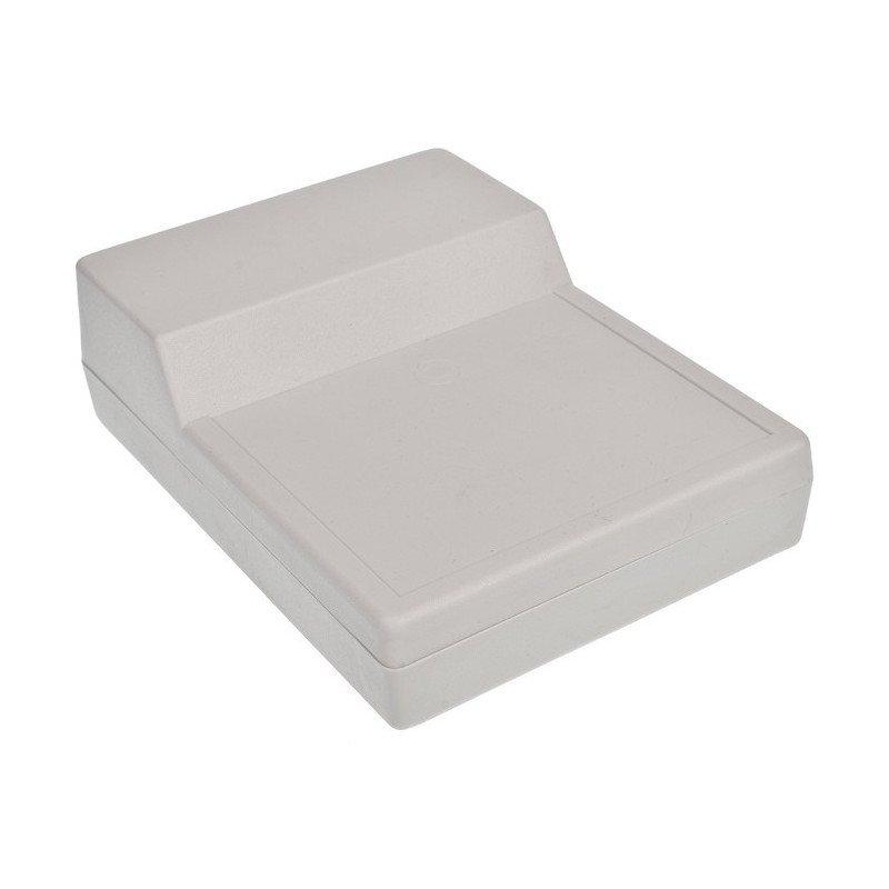 Plastové pouzdro Kradex Z20JA - světlo 190x138x59mm