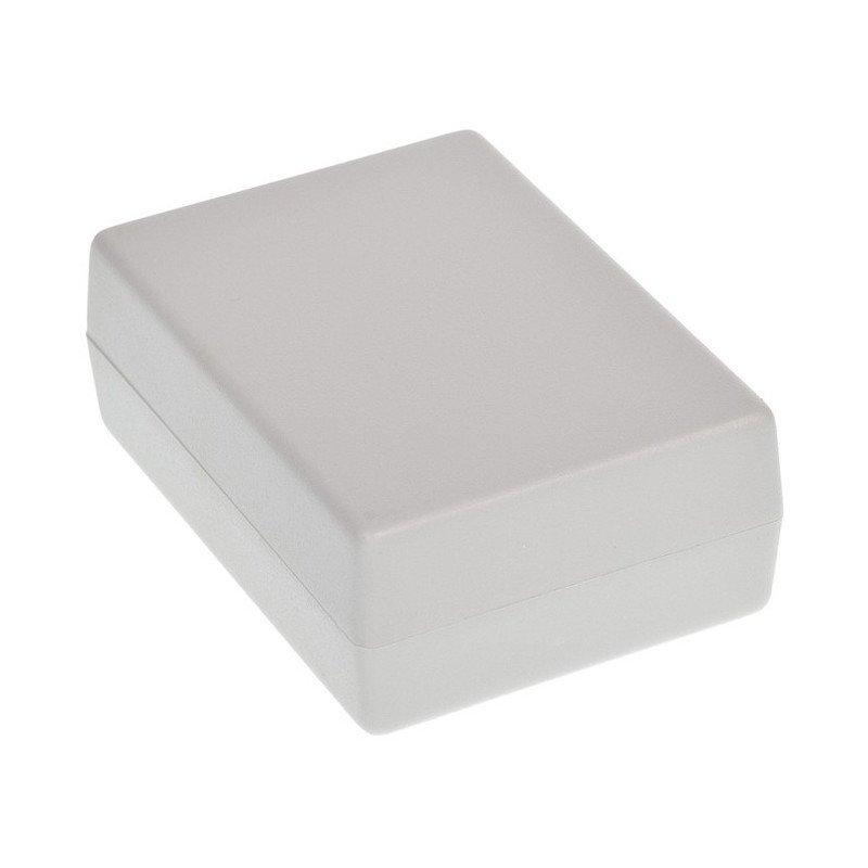 Plastové pouzdro Kradex Z24JA - světlo 66x47x24mm