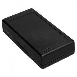 Plastové pouzdro Kradex Z34 - 129x68x28mm černé