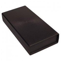 Plastové pouzdro Kradex Z37 - 258x128x48mm černé