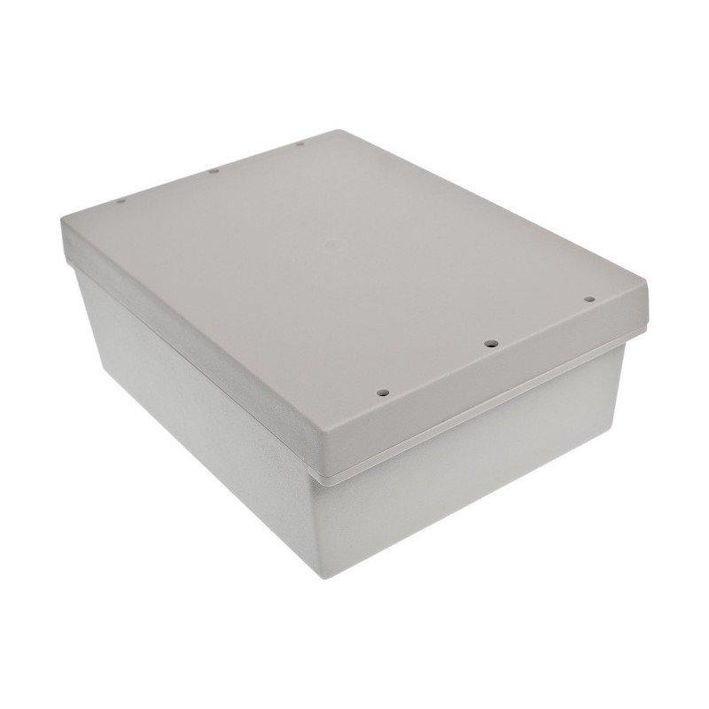 Plastové pouzdro Kradex Z46JA - světlo 198x144x73mm