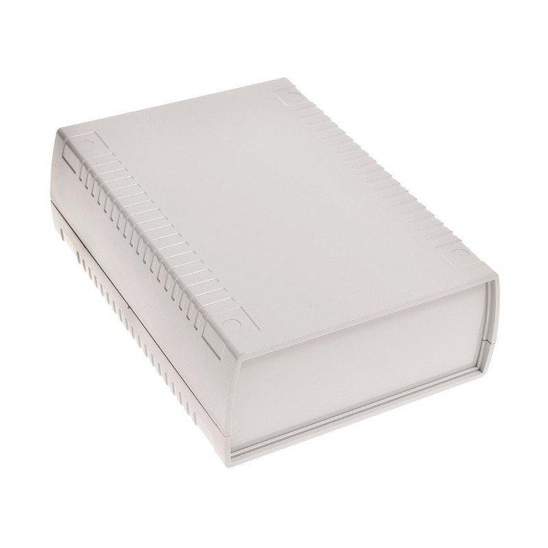 Plastové pouzdro Kradex Z112J - světlo 186x136x60mm