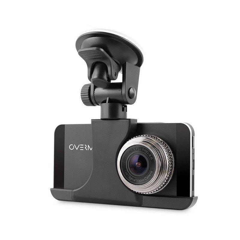 HD rekordér OverMax CamRoad 6.0 - kamera do auta