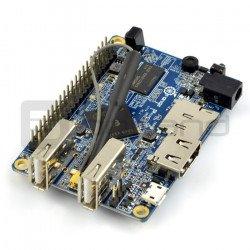 Orange Pi Lite - Alwinner H3 Quad-Core 512 MB RAM WiFi