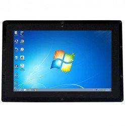 IPS LCD kapacitní dotyková obrazovka 10,1 '' 1280x800px HDMI + USB pro Raspberry Pi 3/2 / B + + černé pouzdro