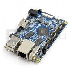 Orange Pi PC2 - Alwinner H5 Quad-Core 1 GB RAM