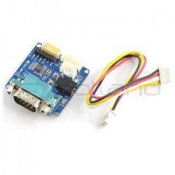 RS232 - UART - převodník PSU-ONECOM