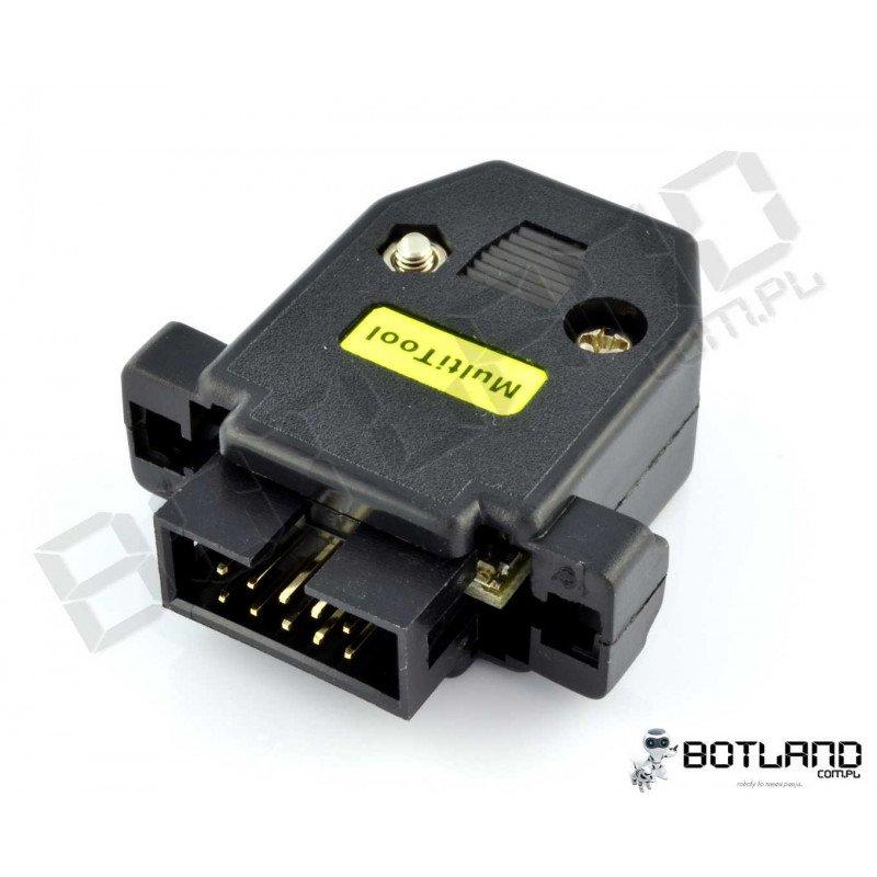 MultiTool AVR programátor, LPC - USB