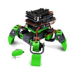 Čtyřnohý robot Allbot VR408