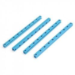 MakeBlock 60536 - paprsek 0808-152 - modrý - 4 ks