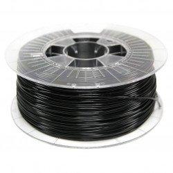 Filament Spectrum smart ABS 1,75 mm 1 kg - tmavě černá