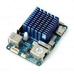Odroid XU4Q - Samsung Exynos5422 Octa-Core 2,0 GHz / 1,4 GHz + 2 GB RAM s pasivním chlazením