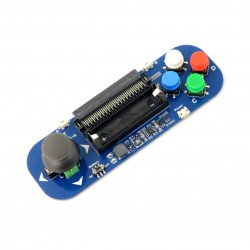 Modul gamepadu - modul s joystickem a tlačítky pro BBC Micro: bit
