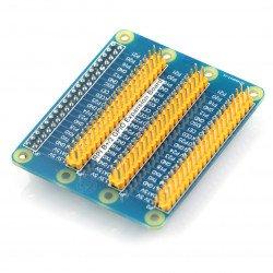 Expander GPIO pinů pro Raspberry Pi 3/2 / B +