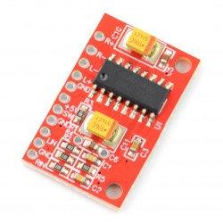 PAM8403 5V 3W stereofonní zvukový zesilovač - dvoukanálový