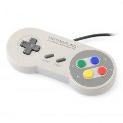 RetroFlag SNES Controller J - retro herní ovladač