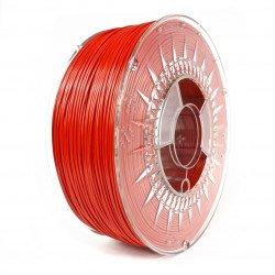 Filament Devil Design ABS + 1,75 mm 1 kg - červená
