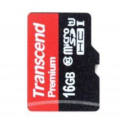 Paměťová karta microSD 8 GB třídy 10 + systém Ubuntu pro Sparky