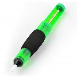 Odsavač cínu Xtreme - zelený