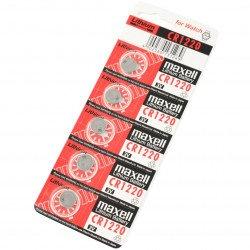 Lithiová baterie Maxell CR1220 3V