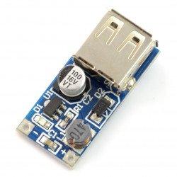 Step-up DC-DC 5V 1,2 A převodník s USB portem