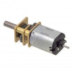 Motor Pololu HP 30: 1 oboustranný hřídel