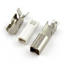 USB konektor typu B pro kabel