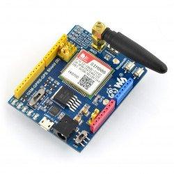 Waveshare GSM / GPRS / GPS SIM808 Shield - štít pro Arduino
