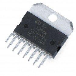 H-můstek L298N dvoukanálový