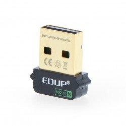 Síťová karta WiFi USB N 150Mbps Edup EP-N8508GS - Raspberry Pi
