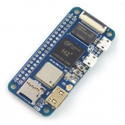 Banana Pi Zero - 512 MB RAM - WiFi + BT 4.0