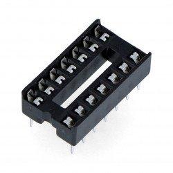 Zásuvka pro DIP 14kolíkový standard - 5 ks.