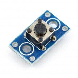 Moduł z przyciskiem tact switch 6x6