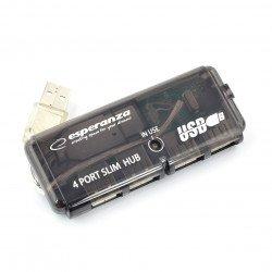 HUB USB 2.0 4 porty Esperanza EA-112