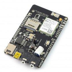 Štít A-GSM II GSM / GPRS / SMS / DTMF v.2.105 - pro Arduino a Raspberry Pi