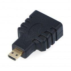 HD26 microHDMI - HDMI adaptér