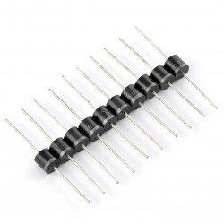Usměrňovací dioda P1000 10A / 1000V - 10ks.